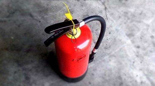 Održavanje i prodaja vatrogasnih aparata